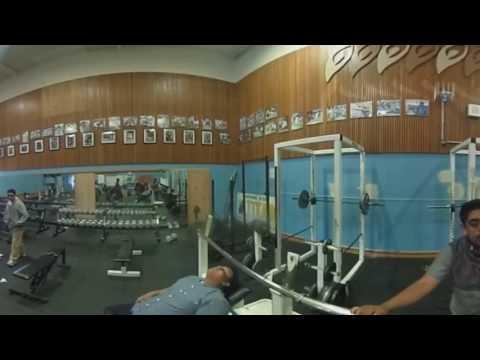 The Burbank Weight Room